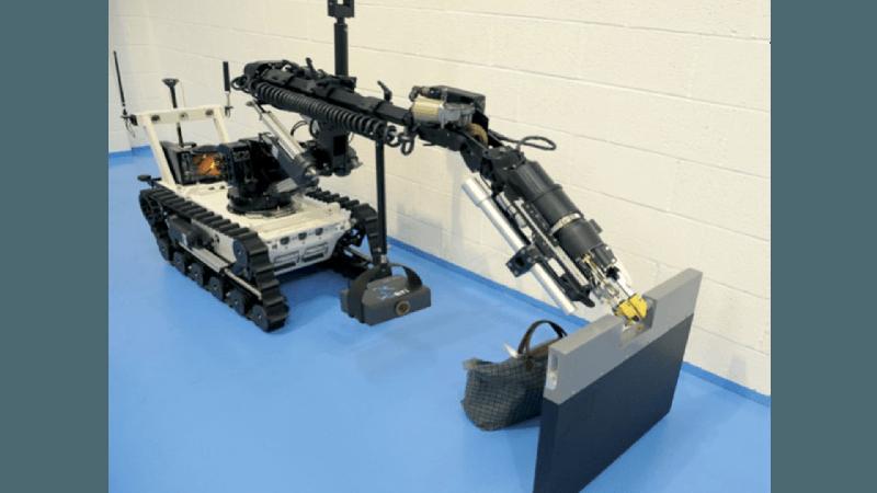 Интеграция с роботами. Портативный сканер 3DXRAY