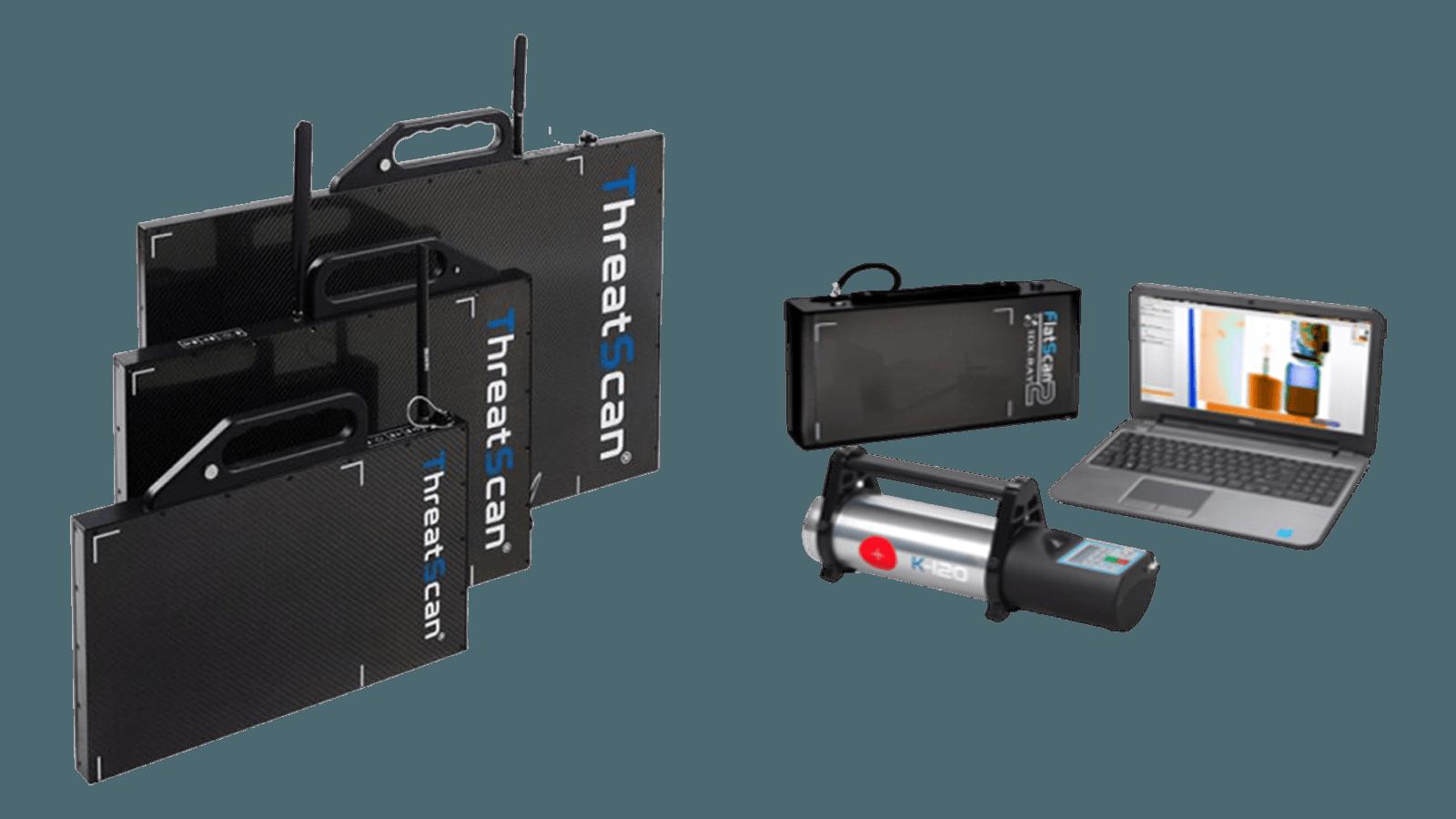 Портативные сканеры 3DXRAY