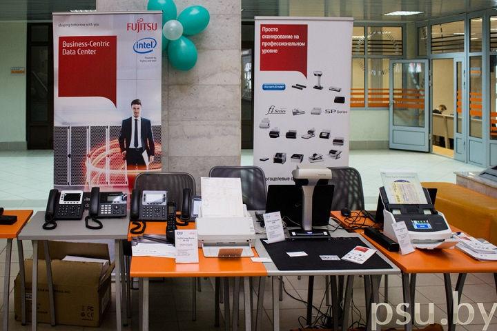 ИТЦ-М вместе с компанией Fujitsu на IT-форуме «Autodesk Tour 2018 Polotsk-Novopolotsk»