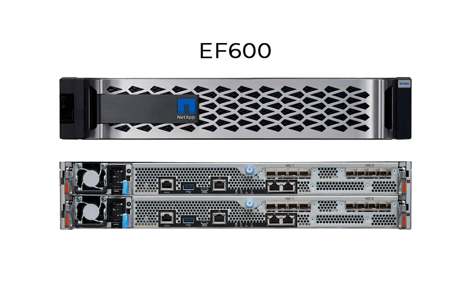 СХД NetApp EF600