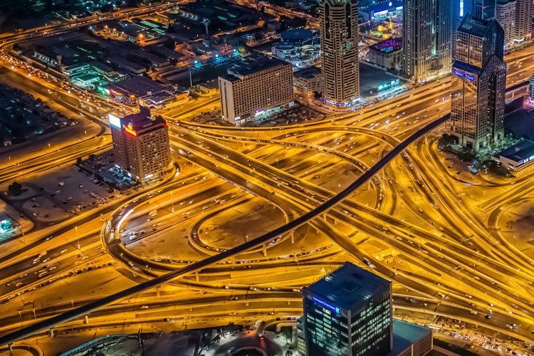 ИТС и АСУДД для городов и магистралей