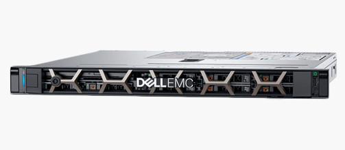 1-сокетный стоечный сервер dell