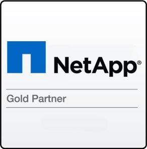 ИТЦ-М залотой партнер netapp