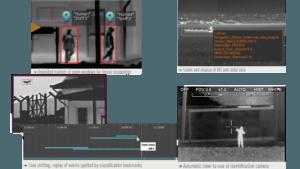 Инфракрасная система обнаружения вторжений - возможности