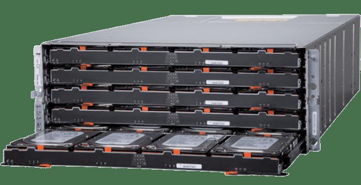 Система хранения данных NetApp E-series