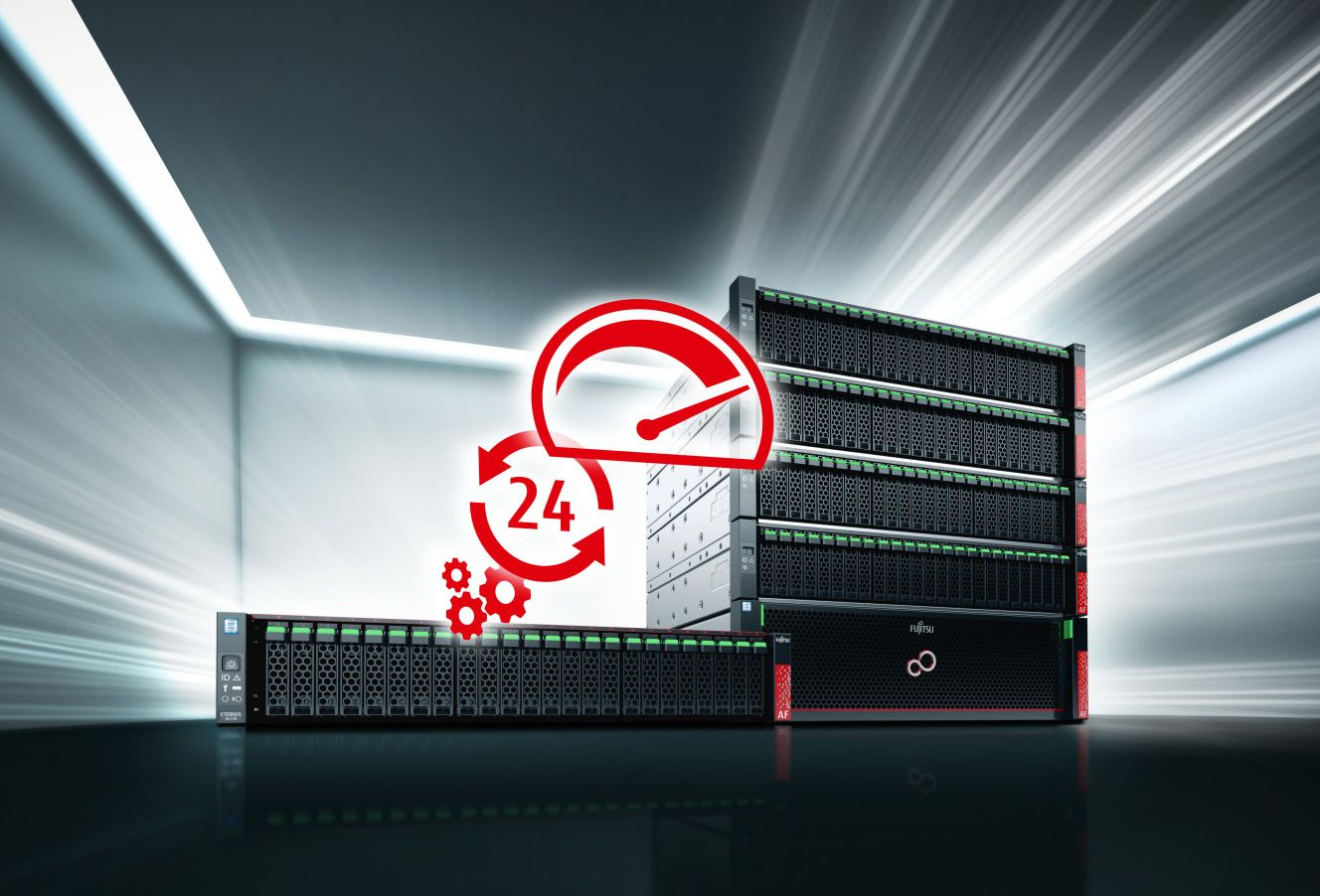 Системы хранения данных fujitsu - Непревзойденная производительность