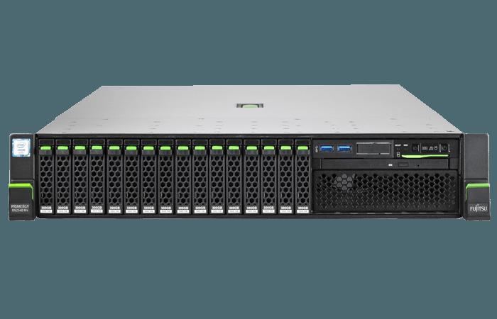 Горизонтально масштабируемые серверы Fujitsu PRIMERGY