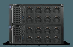 Серверы корпоративного класса Lenovo
