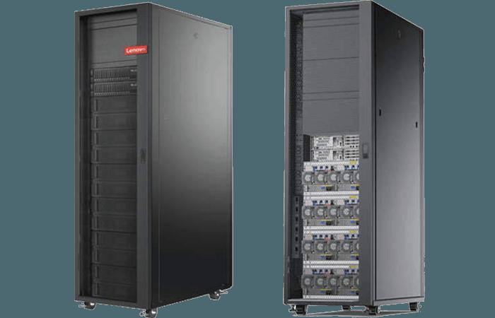 Серверы высокой плотности Lenovo