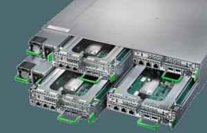 Стоечные серверы Fujitsu PRIMERGY