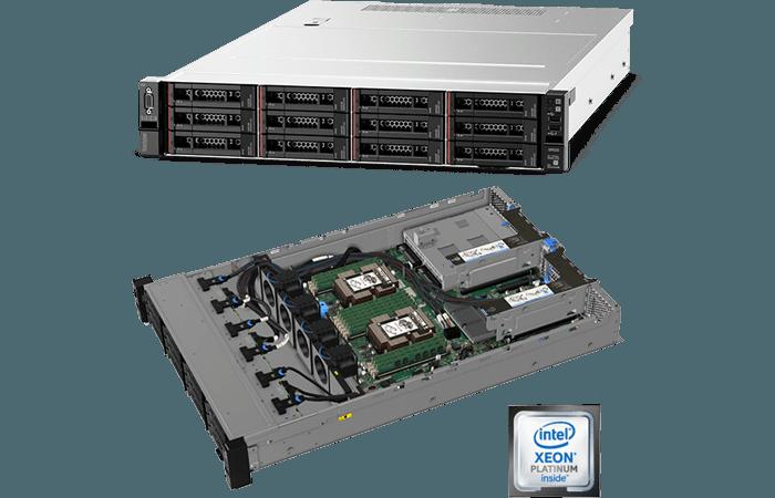 Стоечные серверы Lenovo