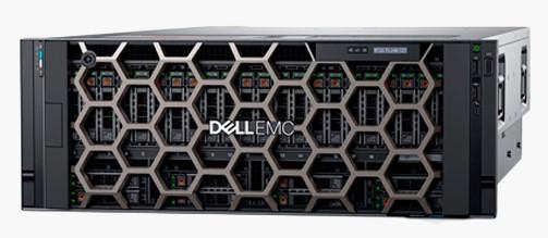4-сокетный стоечный сервер dell