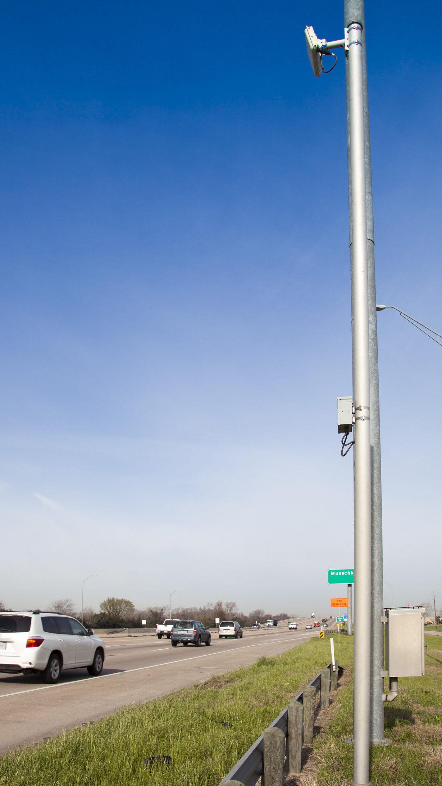 Адаптивная система для автомагистралей