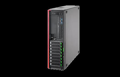 Башенный сервер Fujitsu TX1320 M4