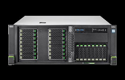 Стоечный сервер Fujitsu TX1330