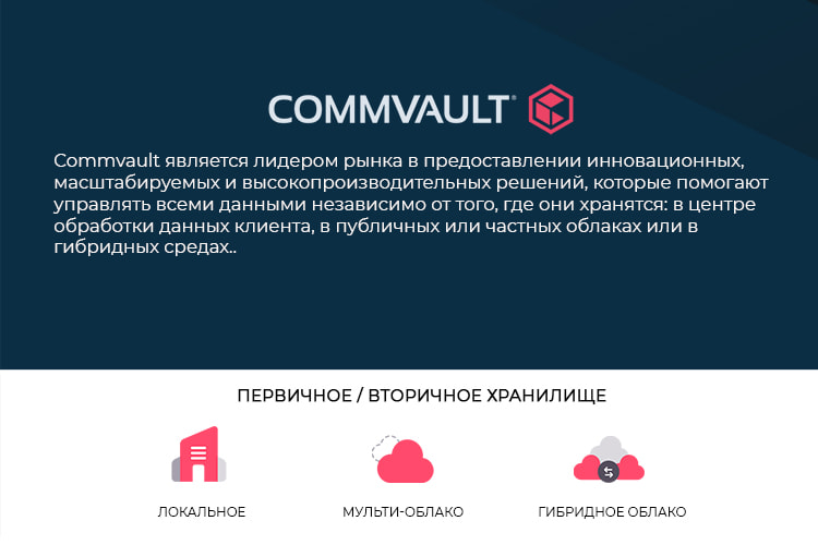 Commvault—интеллектуальная-защита-данных