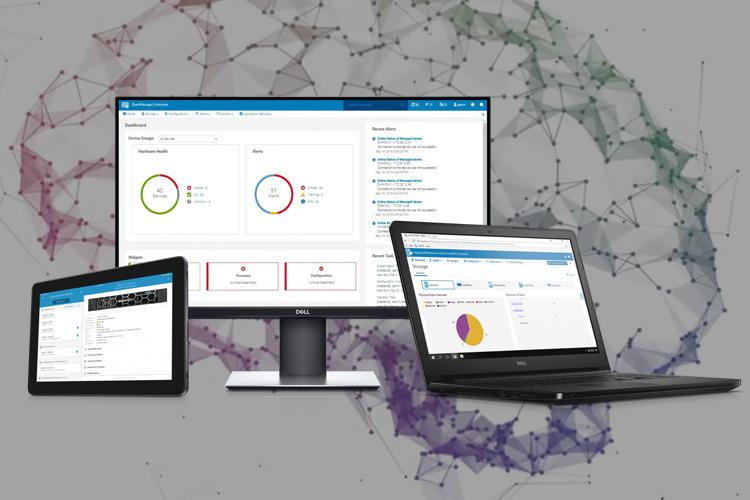 Dell EMC OpenManage Systems решения по управлению
