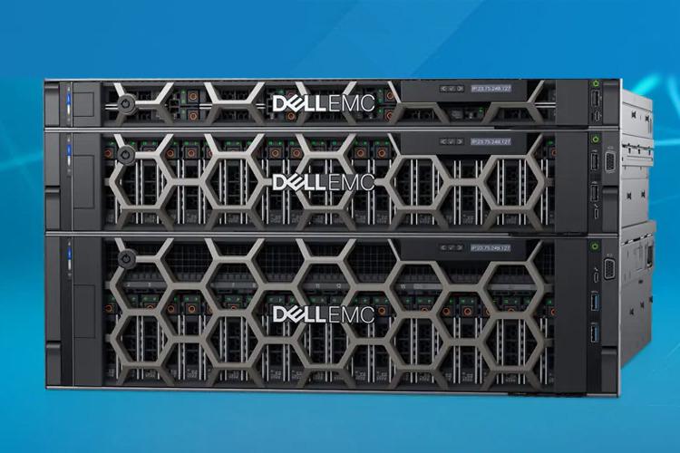 Dell EMC PowerEdge Rack серверы