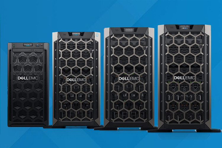 Dell EMC PowerEdge Tower серверы