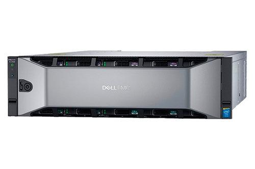 Система хранения данных Dell EMC SCv3000