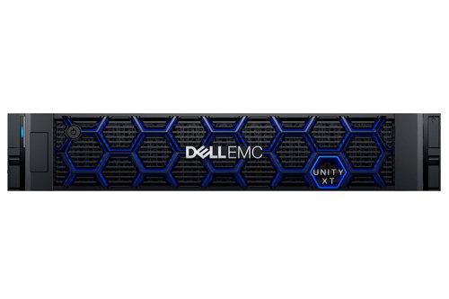 Система хранения данных Dell-EMC-Unity-XT-480F-front