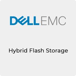 DELL Hybrid Flash гибридные СХД