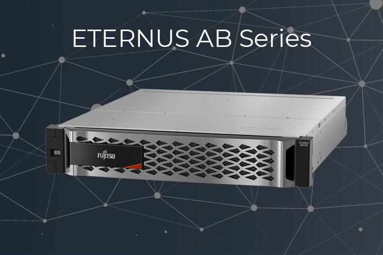 Система хранения данных Fujitsu Eternus AB серия