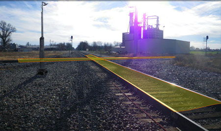 Контроль и управление железнодорожными переездами