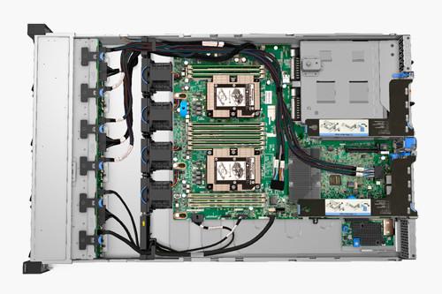 Монтируемый-в-стойку-сервер-ThinkSystem-SR550