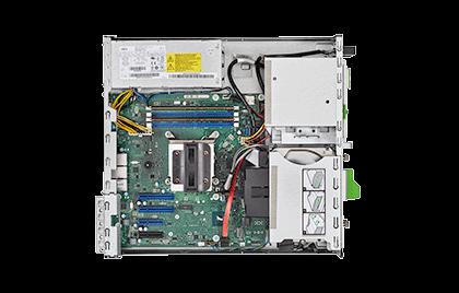 Напольный сервер Fujitsu TX1320 M4