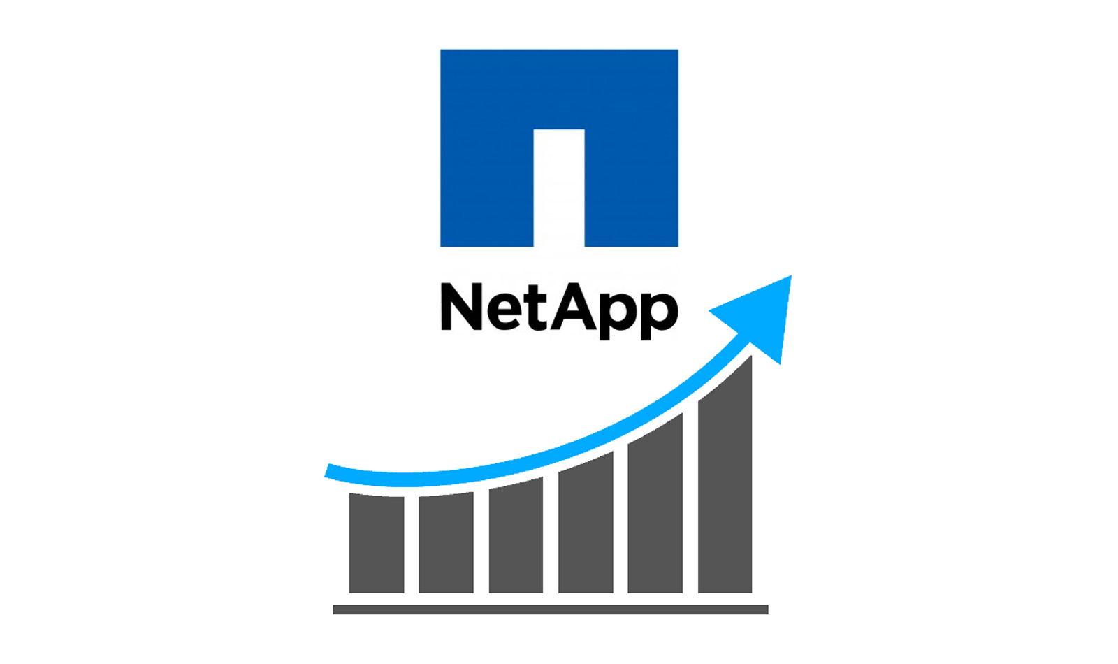 NetApp ведущий поставщик СХД для блочного и файлового доступа