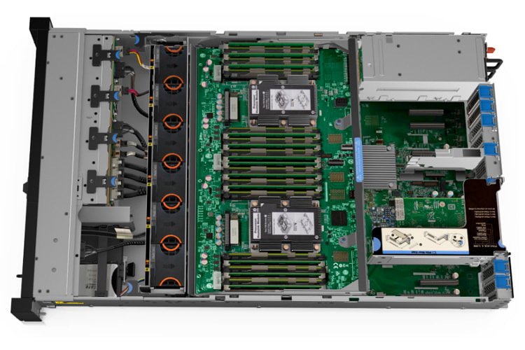 Отказоустойчивый-сервер-ThinkSystem-SR850P для баз данных