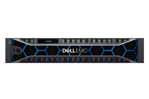 Полка-расширения-DELL-EMC-SC420