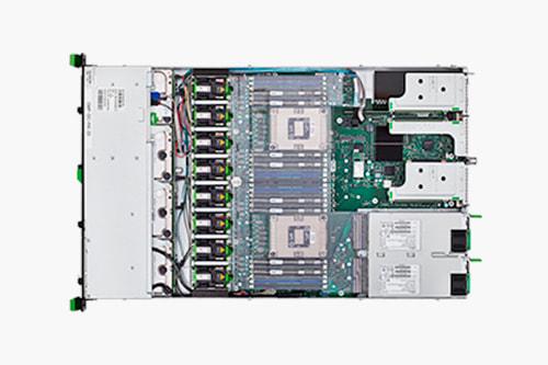 Сервер-Fujitsu-RX2530