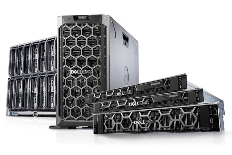 Серверное оборудование типы