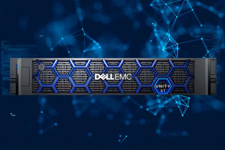 СХД-DELL-EMC-Unity-XT