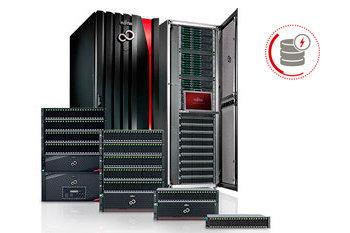 СХД Fujitsu ETERNUS DX-Series
