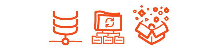 Системы хранения с блочным, объектным и файловым доступом