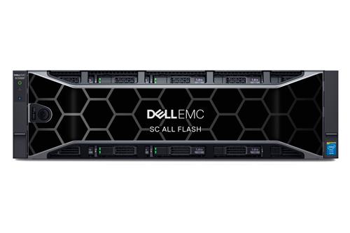Dell EMC SC-Series sc5020F