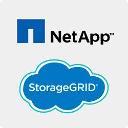 Объектные системы хранения данных - StorageGRID