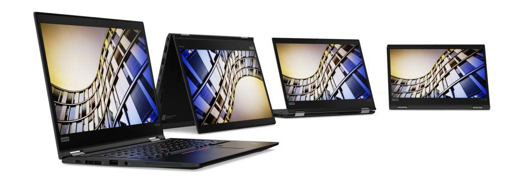 ThinkPad X13 и X13 Yoga