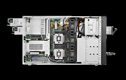 Tower сервер Fujitsu PRIMERGY TX2550 M5