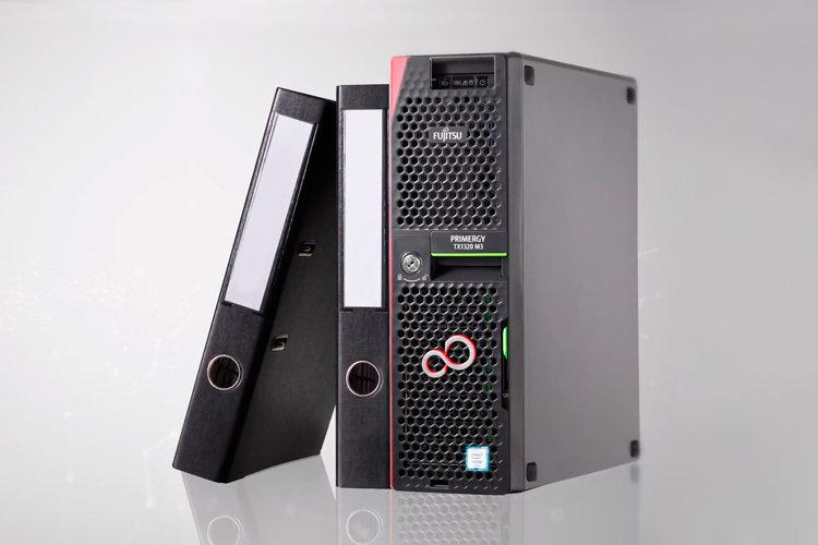 Tower серверы Fujitsu