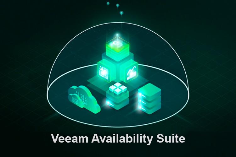 Veeam Availability Suite РЕЗЕРВНОЕ КОПИРОВАНИЕ И ВОССТАНОВЛЕНИЕ