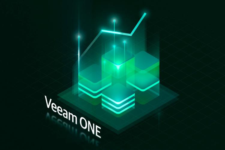 Veeam-ONE мониторинга и аналитики для виртуальной и физической среды