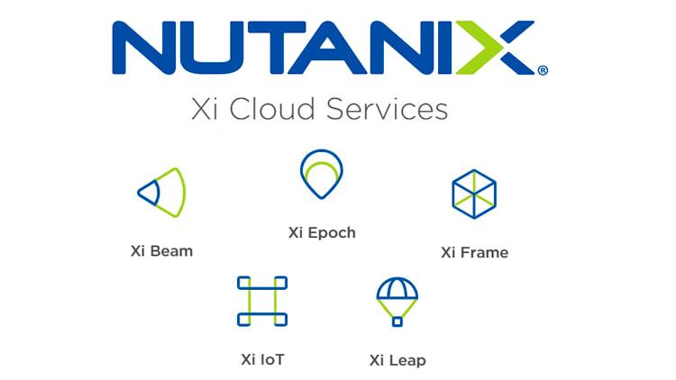 Xi Cloud Services-гибридные облачные сервисы